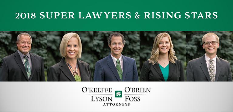 rising stars 2018 business law fargo nd